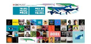 Prix de musique Polaris 2021 | La longue liste dévoilée : Klô Pelgag, Charlotte Cardin, Sagot, Teke Teke et 36 autres albums en lice!