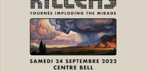 The Killers à Montréal en septembre 2022!