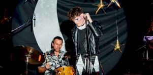 Radiant Baby à la Sala Rosa |  Avec son second album, Radiant Baby s'envole dans les étoiles