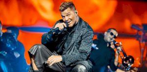Enrique Iglesias et Ricky Martin : Un premier Centre Bell haut en couleur