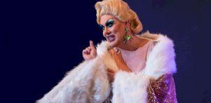 Rita Baga à l'Olympia | 12 photos excluvises du spectacle de drag queen Créature