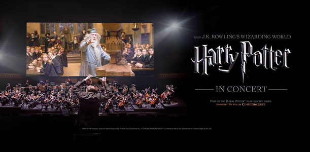 Ciné-concert Harry Potter