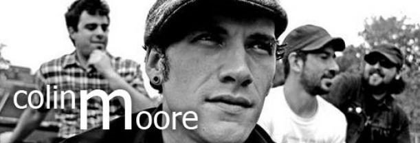 Colin Moore