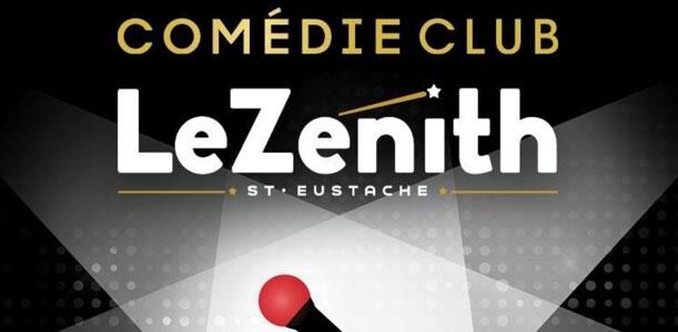 Comédie Club Du Zénith