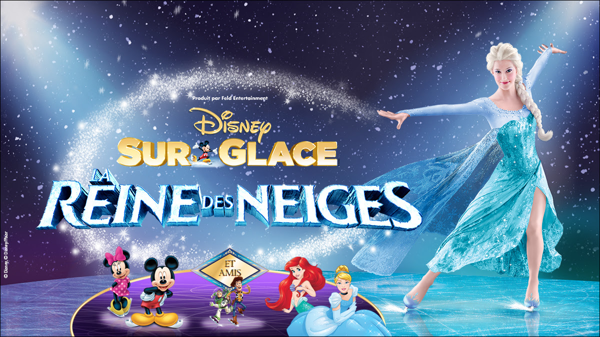Disney On Ice - La Reine des Neiges (Frozen)