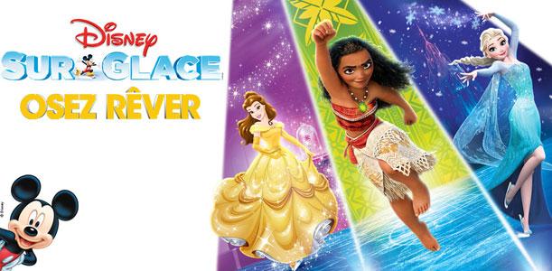 Disney On Ice - Osez Rêver!
