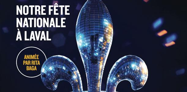 Fête nationale du Québec à Laval