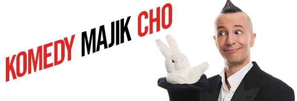 Komedy Majik Cho