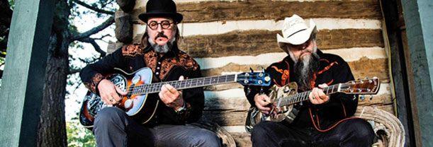 Les Claypool's Duo de Twang