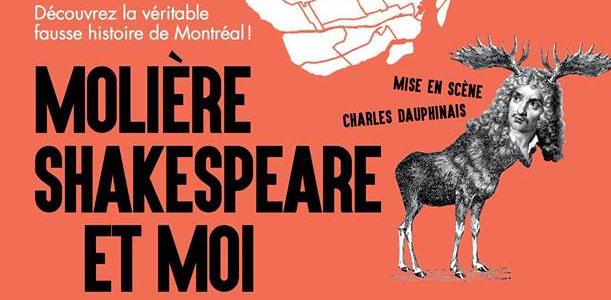 Molière Shakespeare et moi