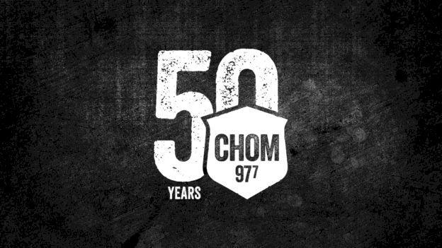 50e anniversaire de CHOM 97.7
