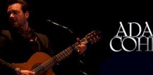 Adam Cohen: 13 dates au Québec en octobre et novembre 2012