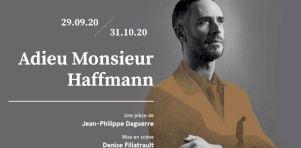 Le Théâtre du Rideau Vert reprend ses activités avec Adieu Monsieur Haffmann cet automne!