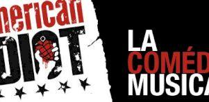 American Idiot – La comédie musicale de Green Day à Montréal et Québec en janvier 2014