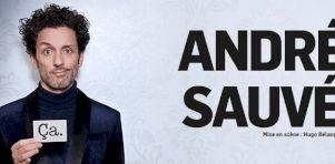 André Sauvé: Ode à la marginalité!