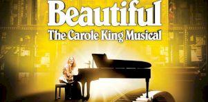 Beautiful – The Carole King Musicalde passage à la Place des Arts de Montréal en février 2019