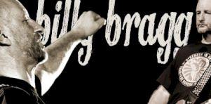 Billy Bragg et Kim Churchill à Montréal en mai 2013