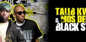 Black Star (Mos Def et Talib Kweli) à Montréal en novembre 2011