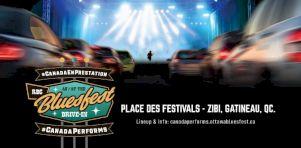 Bluesfest Drive-In | Patrick Watson, Marie-Mai, Sam Roberts Band en spectacles de ciné-parcs à Gatineau (ajout)