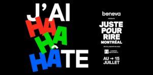 Festival Juste pour rire 2021 | 4 soirées carte blanche pour renouer avec le rire en présentiel!