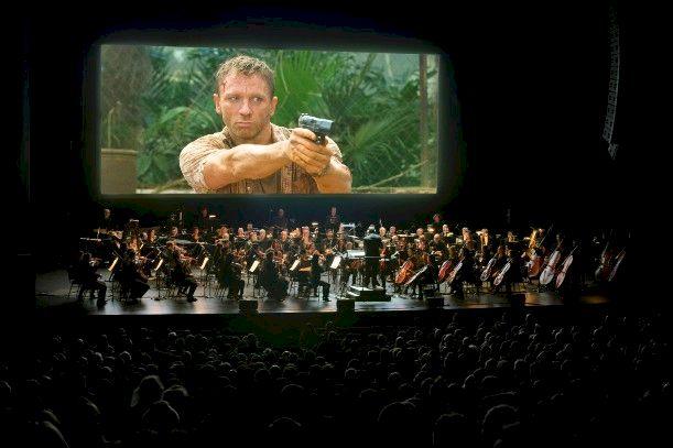 Casino Royale en ciné-concert