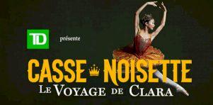 Casse-noisette : Le Voyage de Clara |Un Casse-Noisette adapté en mode COVID à la Place des Arts en décembre 2021