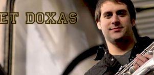 Les Perfo-Jazz de Sors-tu.tv – Jour 8: Chet Doxas – Dark Eyes
