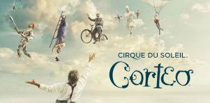 Cirque du Soleil |Corteo de retour en aréna à Montréal et Québec en décembre 2018