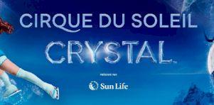 Crystal du Cirque du Soleil | Un spectacle sur glace dès octobre 2017