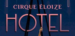 Cirque Éloize présentera sa nouvelle création Hôtel à la Place des Arts en novembre 2018 !