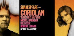 Coriolan au TNM | Un coup de génie événementiel!