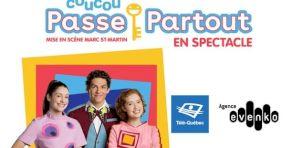 Passe-Partout part à la rencontre des poussinots et poussinettes du Québec | Le succès télévisuel enfin sur scène !