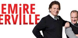 Daniel Lemire et Pierre Verville présente un nouveau spectacle conjoint : Lemire-Verville