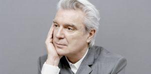 David Byrne à Montréal en septembre 2018