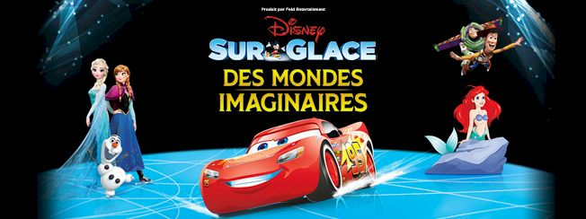 Disney On Ice - Des mondes imaginaires