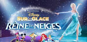 Disney On Ice présente la Reine des Neiges à la Place Bell de Laval en octobre 2018