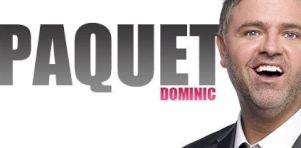 Critique Humour: Dominic Paquet