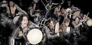 Drum TAO à la Place des Arts |L'énergie brute des tambours japonais