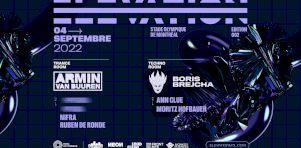 Elevation 2018 à la Place Bell de Laval avec Borgore, Datsik et plus (*SPECTACLE ANNULÉ*)
