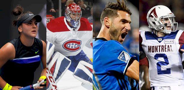 Événements sportifs à Montréal