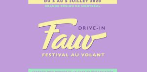 Le festival d'humour au volant FAUV sera de retour en mai 2021