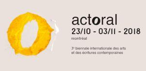 Festival Actoral à l'Usine C | Le Québec à l'honneur l'an prochain à Marseille