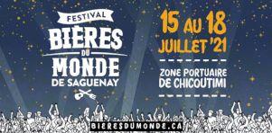 Le Festival Bières du Monde aura lieu à l'été 2021