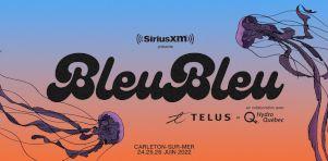 La programmation du tout premier Festival BleuBleu enfin dévoilée