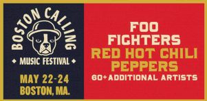 Boston Calling 2020 | Red Hot Chili Peppers et Foo Fighters en tête d'affiche!