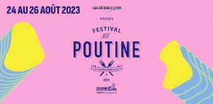 Loud, Bernard Adamus, Coeur de Pirate et d'autres à l'affiche du Festival de la Poutine 2019