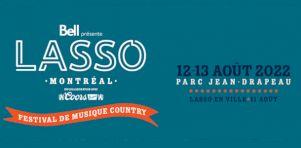 LASSO Montréal : La toute première édition remise en 2021, toujours avec Brad Paisley et Luke Bryan