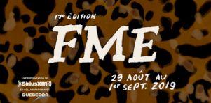FME 2019 |La programmation de la 17e édition du FME
