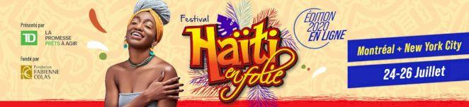 Festival Haïti en Folie