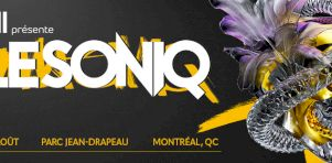 îleSoniq 2014 | Tiësto, Adventure Club, Laidback Luke, Infected Mushroom et plus
